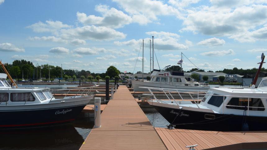 Yachthafen De Drait Drachten Friesland